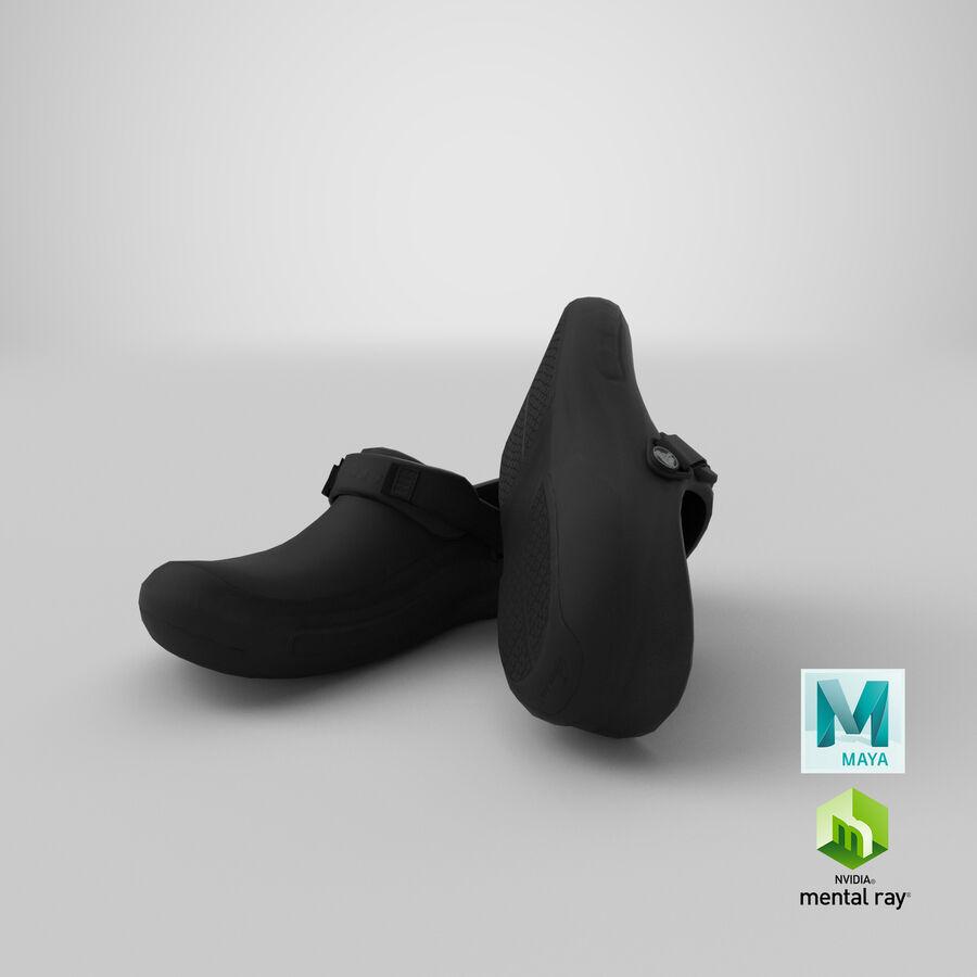 Crocs royalty-free 3d model - Preview no. 30