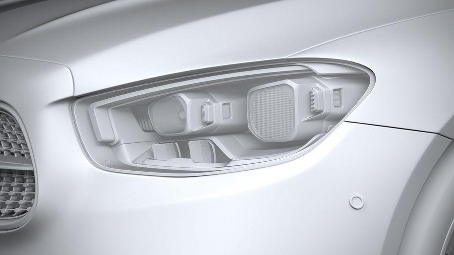 Mercedes E-Class Cabriolet AMG Line 2021 royalty-free 3d model - Preview no. 24