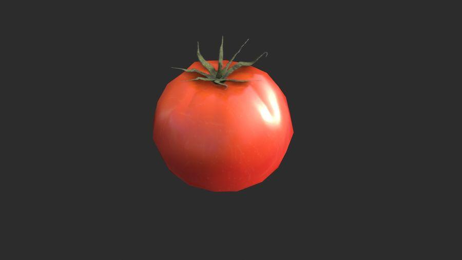 Vegetables Asset 01 royalty-free 3d model - Preview no. 18