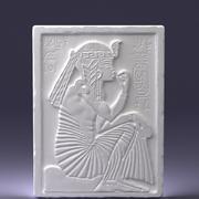 Egyptian tablet 0037 3d model
