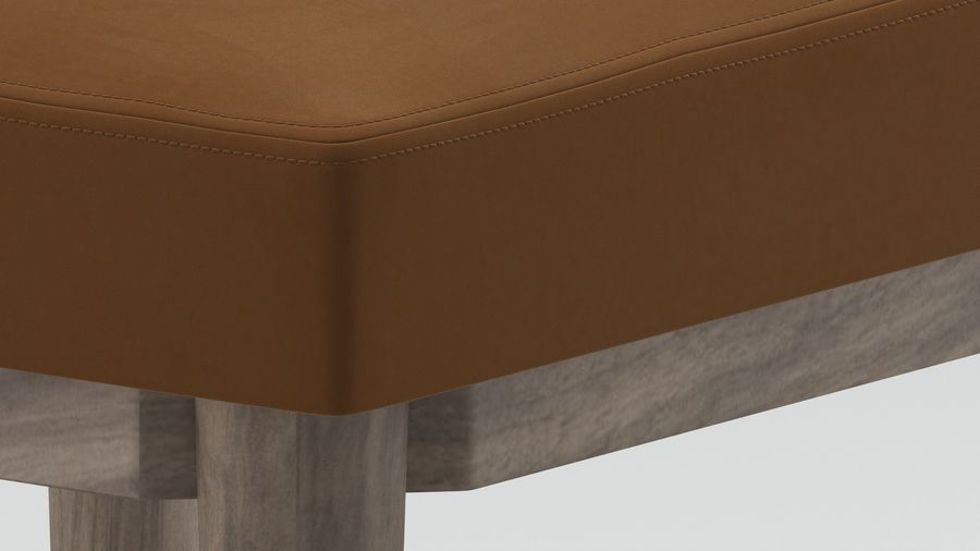 Stool 10 royalty-free 3d model - Preview no. 4