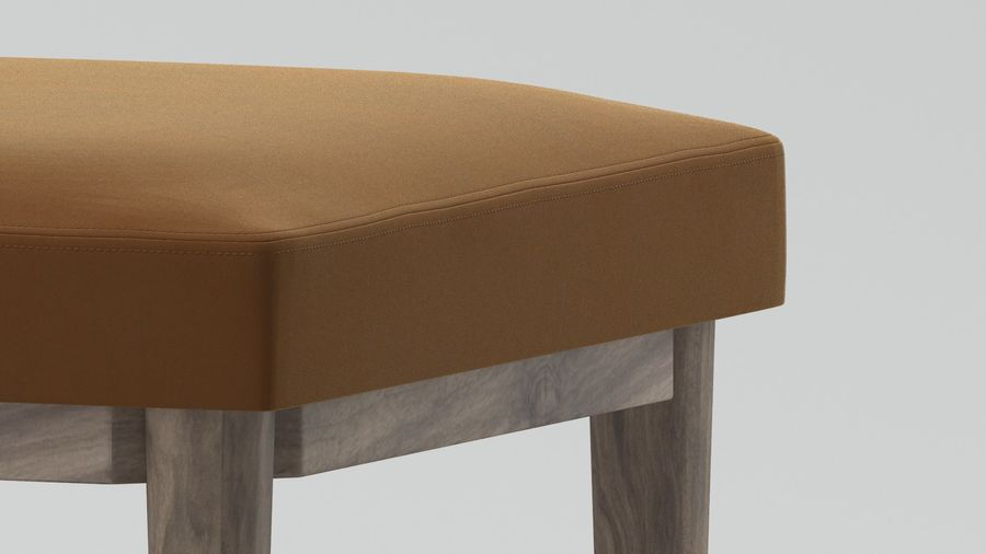 Stool 10 royalty-free 3d model - Preview no. 5