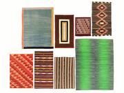포도 수확 turkish kilim rugs vol 42 3d model