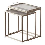 Saylor Nesting End Tables 3d model