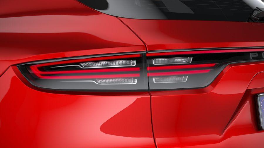 Porsche Cayenne GTS 2020 royalty-free 3d model - Preview no. 16