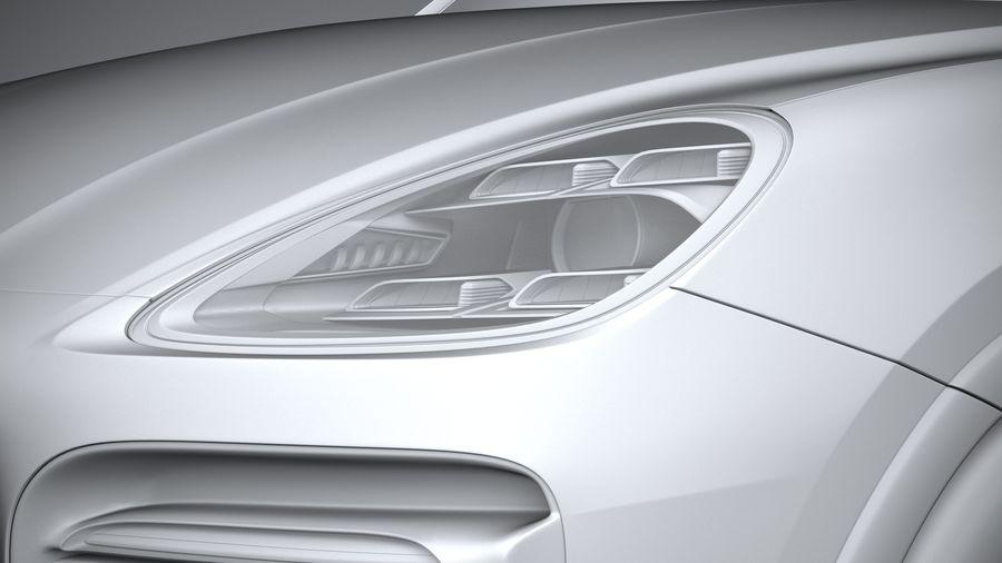 Porsche Cayenne GTS 2020 royalty-free 3d model - Preview no. 24