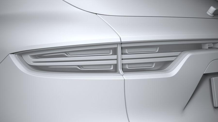 Porsche Cayenne GTS 2020 royalty-free 3d model - Preview no. 25