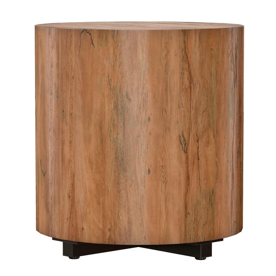 Dillon Natural Yukas End Table royalty-free 3d model - Preview no. 5