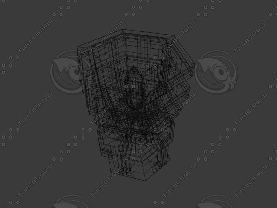 聖杯 royalty-free 3d model - Preview no. 4