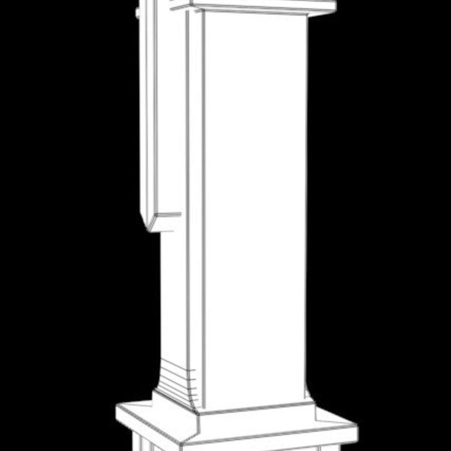 Column royalty-free 3d model - Preview no. 15