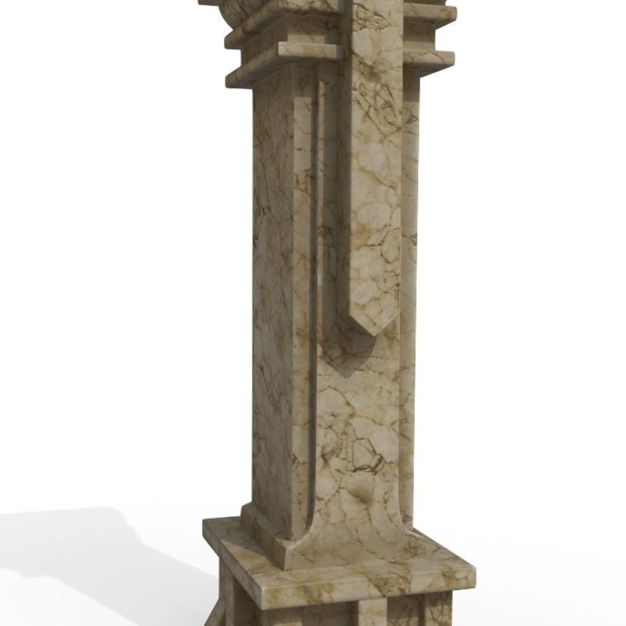 Column royalty-free 3d model - Preview no. 6