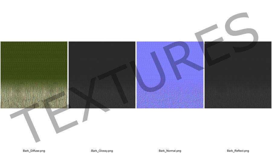 Sebe de buxo royalty-free 3d model - Preview no. 20