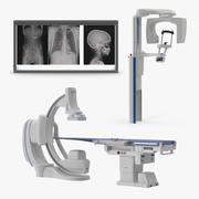 X-Ray Systems Collection 3d model