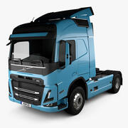 Volvo FM Tractor Truck 2020 3d model