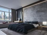 Wnętrze sypialni 3d model