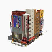 日本の街並み秋葉原0005 3d model