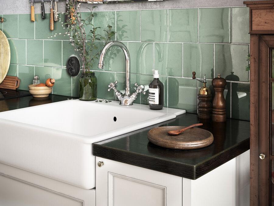 Une Cuisine (Kitchen) royalty-free 3d model - Preview no. 10