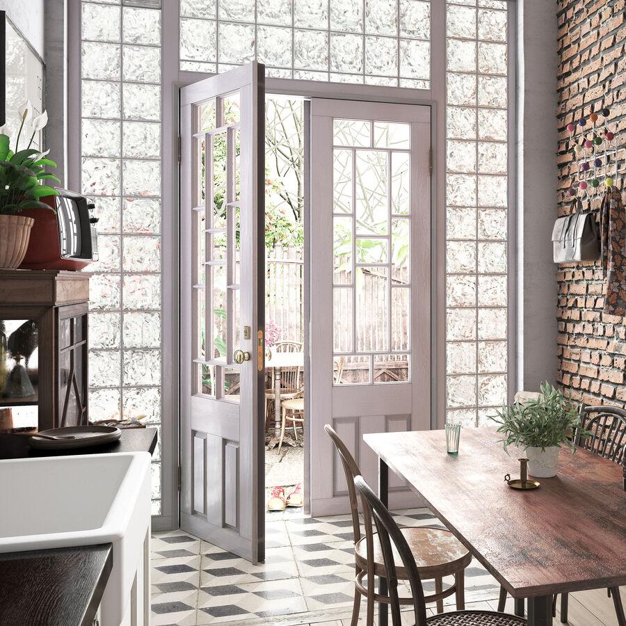 Une Cuisine (Kitchen) royalty-free 3d model - Preview no. 12