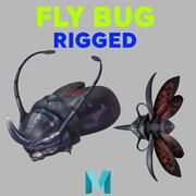 Fly Bug 3d model