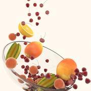 Obst 3d model