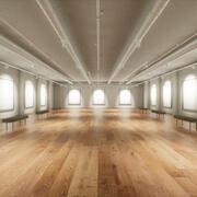 Kunstgalerie 005 UE4 3d model