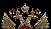 Armoiries de la Russie 3d model