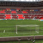Футбольный стадион интерьер и экстерьер A 3d model