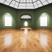 Kunstgalerie 008 UE4 3d model