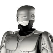 Robocop Suit - Printable 3d model