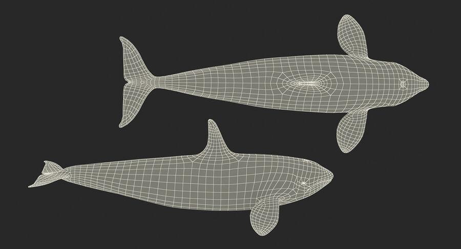 Orca royalty-free modelo 3d - Preview no. 16