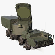 Flap Lid B S300 Missile Guidance Radar Rigged 3d model