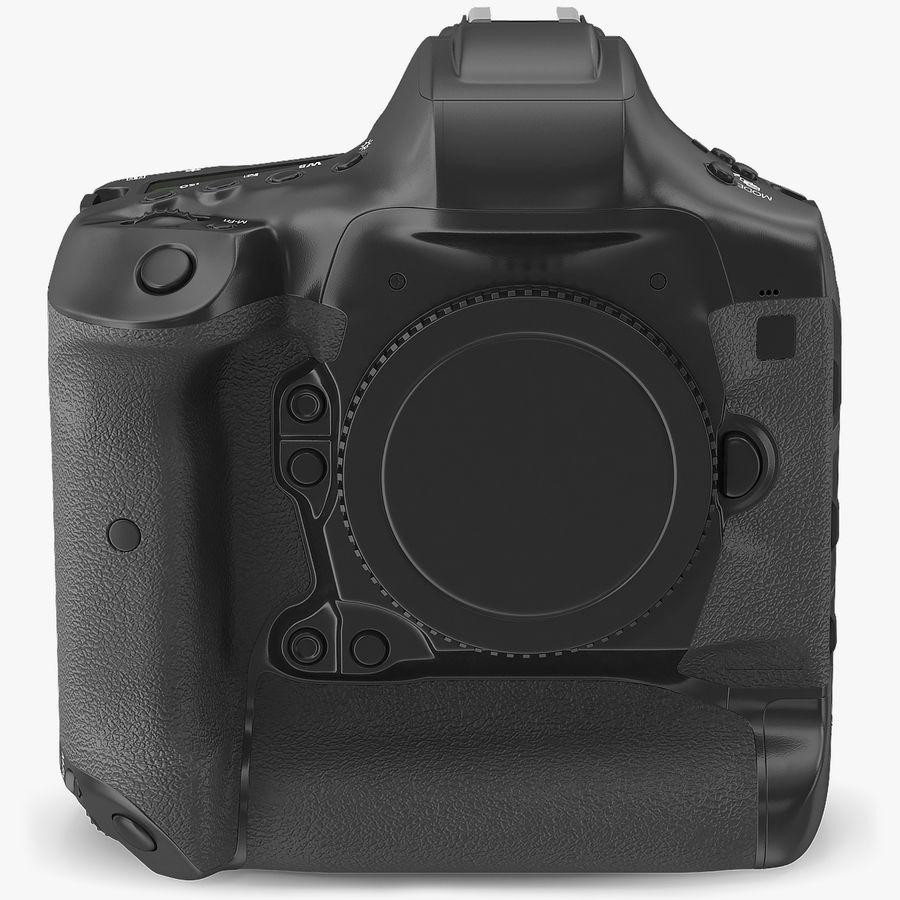 Digitale Spiegelreflexkamera royalty-free 3d model - Preview no. 1