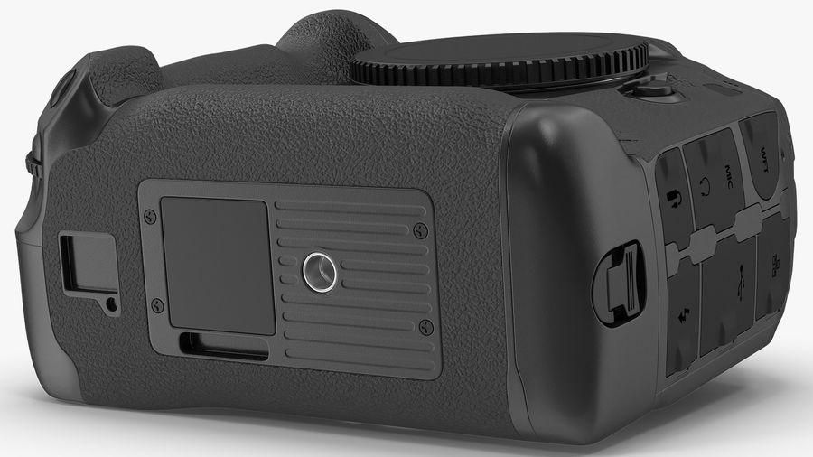 Digitale Spiegelreflexkamera royalty-free 3d model - Preview no. 10