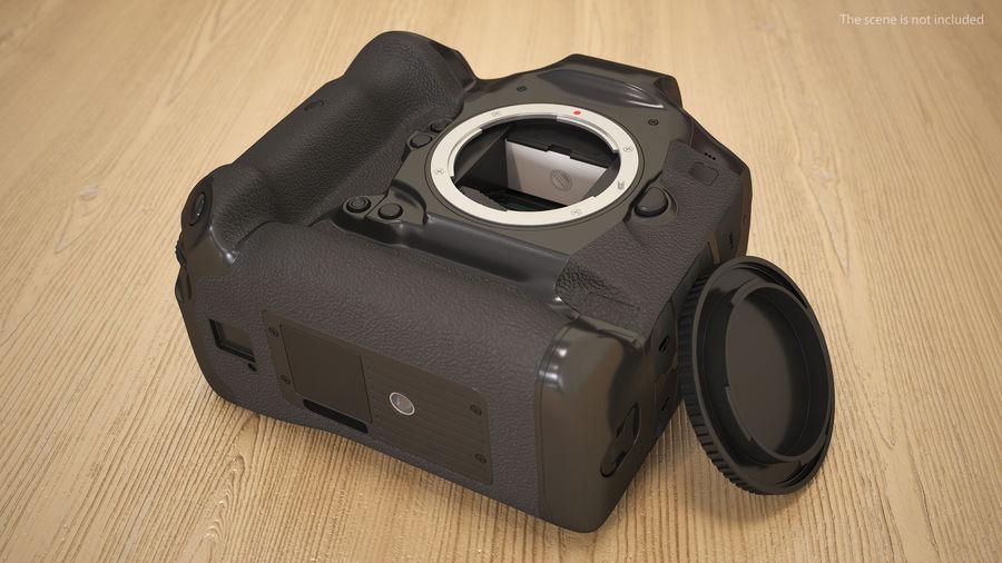 Digitale Spiegelreflexkamera royalty-free 3d model - Preview no. 5