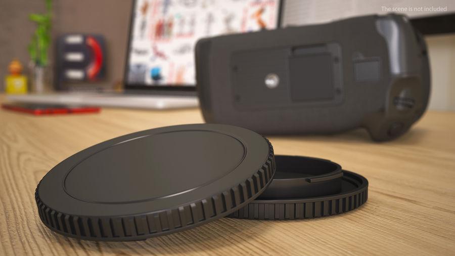 Digitale Spiegelreflexkamera royalty-free 3d model - Preview no. 6