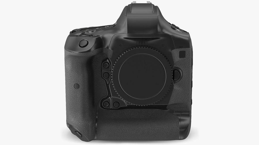 Digitale Spiegelreflexkamera royalty-free 3d model - Preview no. 2