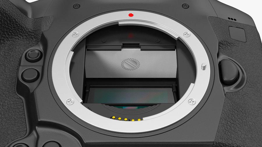Digitale Spiegelreflexkamera royalty-free 3d model - Preview no. 13