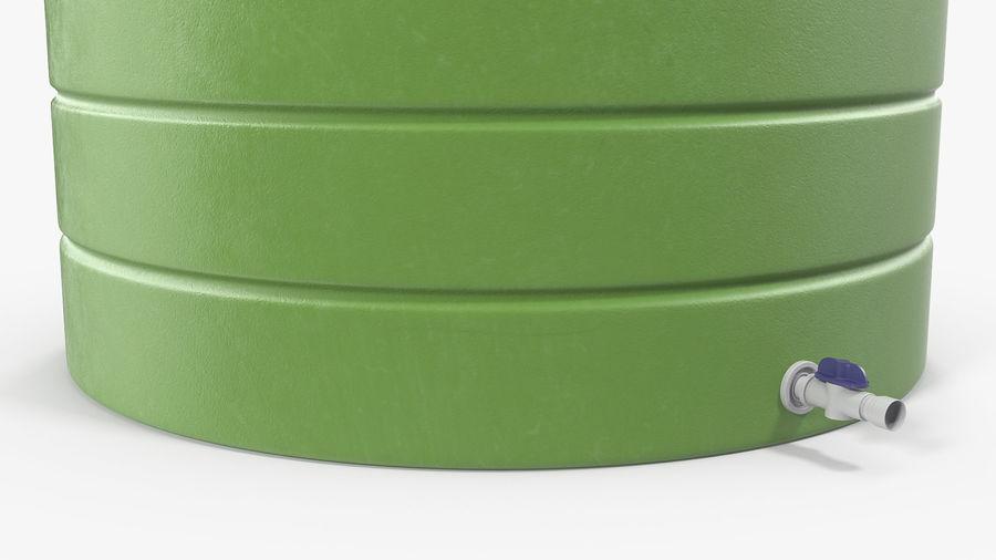 プラスチック製の貯水タンクコレクション royalty-free 3d model - Preview no. 29