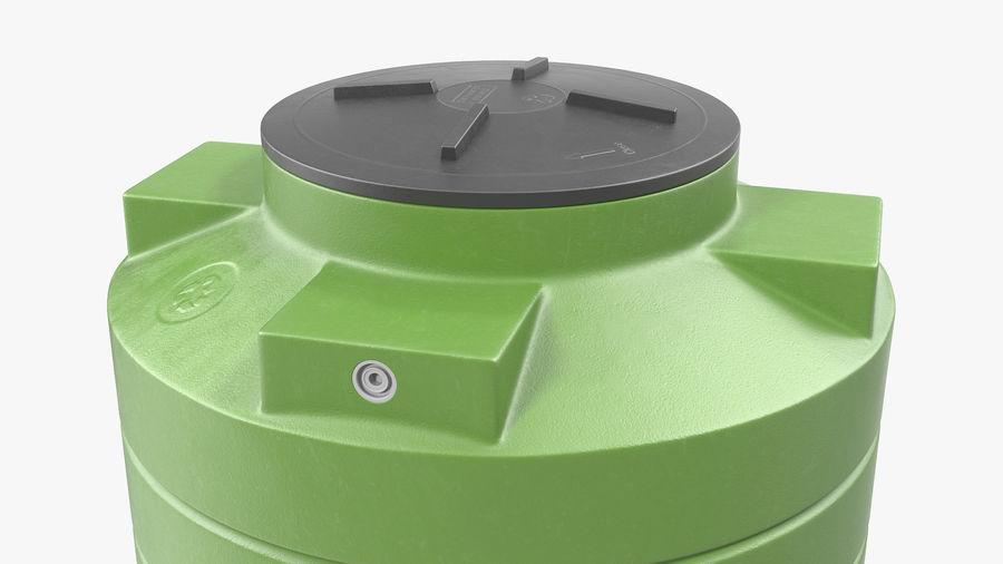 プラスチック製の貯水タンクコレクション royalty-free 3d model - Preview no. 27