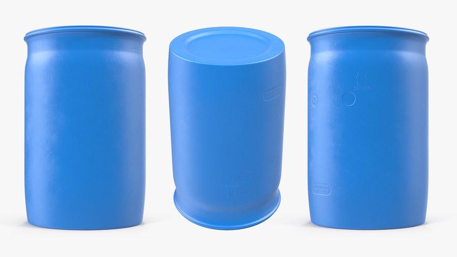 プラスチック製の貯水タンクコレクション royalty-free 3d model - Preview no. 20