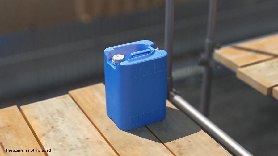 プラスチック製の貯水タンクコレクション royalty-free 3d model - Preview no. 13