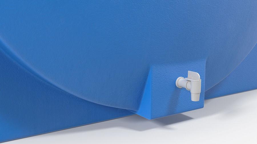 プラスチック製の貯水タンクコレクション royalty-free 3d model - Preview no. 9