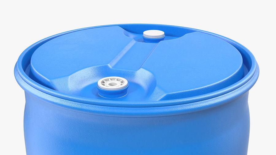プラスチック製の貯水タンクコレクション royalty-free 3d model - Preview no. 21