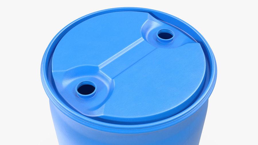 プラスチック製の貯水タンクコレクション royalty-free 3d model - Preview no. 22