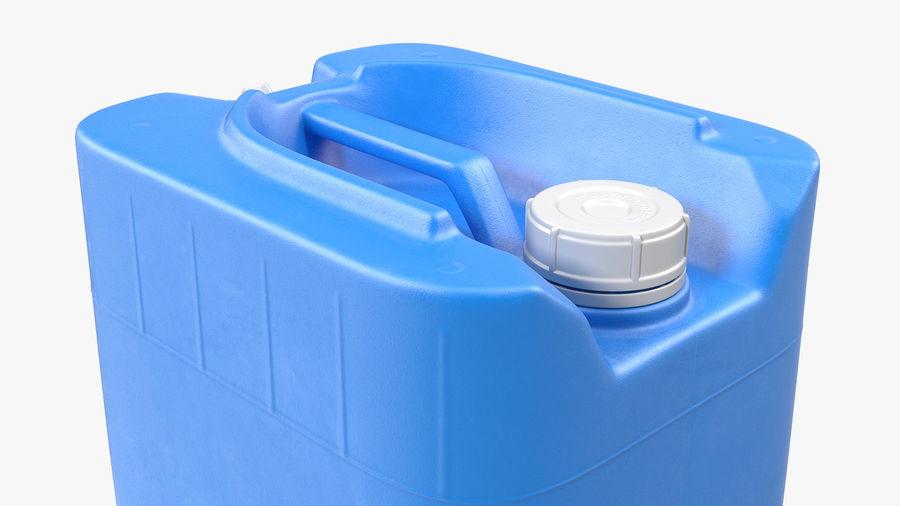 プラスチック製の貯水タンクコレクション royalty-free 3d model - Preview no. 15