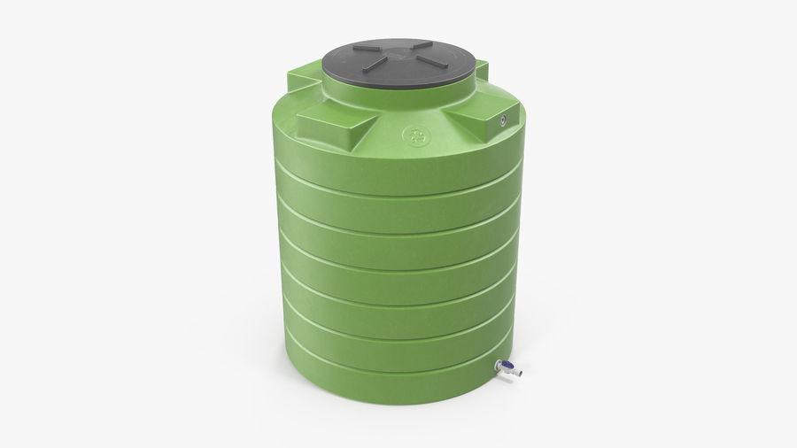 プラスチック製の貯水タンクコレクション royalty-free 3d model - Preview no. 23