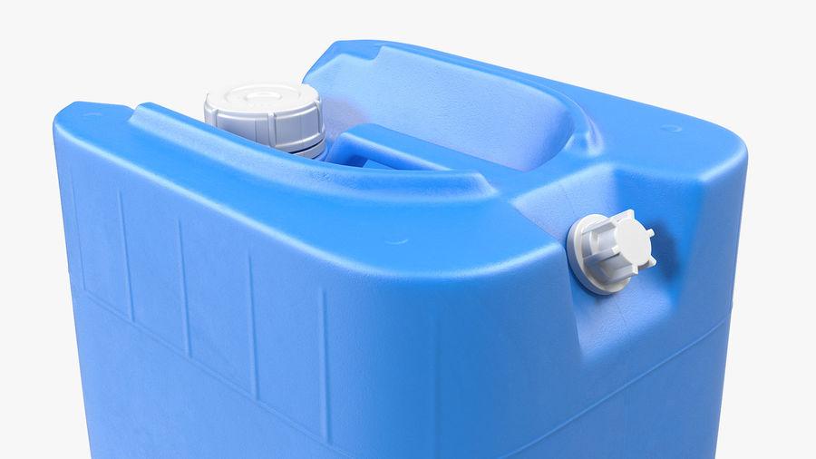 プラスチック製の貯水タンクコレクション royalty-free 3d model - Preview no. 16