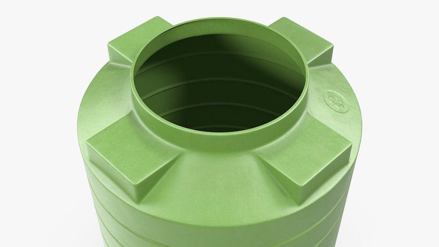 プラスチック製の貯水タンクコレクション royalty-free 3d model - Preview no. 28