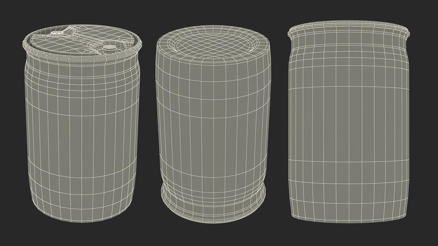 プラスチック製の貯水タンクコレクション royalty-free 3d model - Preview no. 32