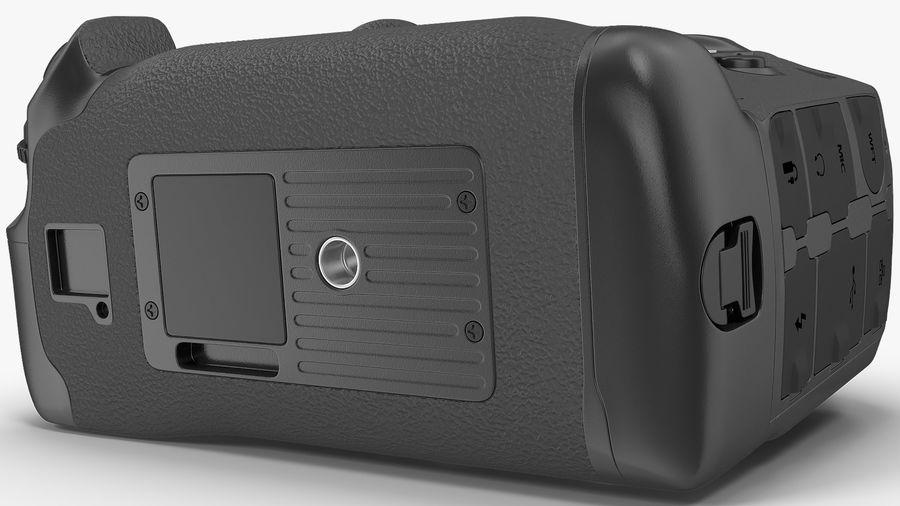 Digitale Spiegelreflexkamera mit Zoom royalty-free 3d model - Preview no. 12